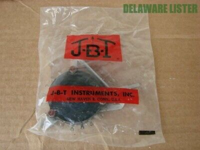 New Jbt Instruments Model Ms-20-1l6a-1 Control Rotary Switch Nos 6 Position