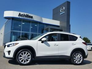 2015 Mazda CX-5 GT-AWD, Leather, Moonroof