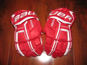 Bauer Supreme S170 Senior Hockey Gloves