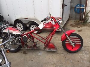 HARLEY ROLLING CHASSIS PROJECT