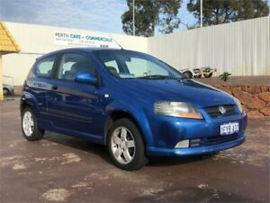 2006 Holden Barina TK Blue 4 Speed Automatic Hatchback East Victoria Park Victoria Park Area Preview