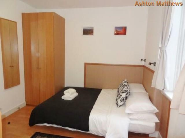 Studio flat in Brandenburg House, Fulham Palace Road, Hammersmith