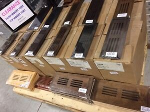 CLEARANCE Accessories ~ Hardwood & Laminate