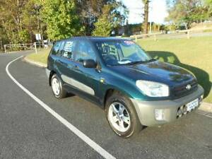 RAV4 TOYOTA AUTOMATIC suit crv forester captiva commodore wagon x Main Beach Gold Coast City Preview