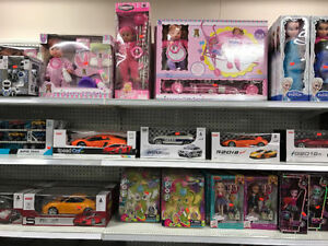 BRAND NEW CHILDERN AGE 0-6 BOYS, GIRLS TOYS ON CLEARANCE SALE HI