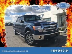 2013 Ford F-150 XLT, One Owner, 4x4, Brand New Tires!!