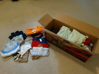 Box of Boys Size 0-3 months