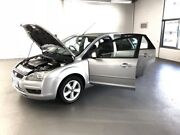 2006 Ford Focus LS LX Silver 4 Speed Sports Automatic Sedan Seaford Frankston Area Preview