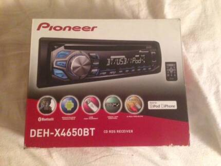 Pioneer Ipod Pioneer Bluetooth⁄ipod⁄mp3⁄cd