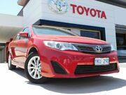 2015 Toyota Camry ASV50R Altise Red 6 Speed Automatic Sedan Greenway Tuggeranong Preview