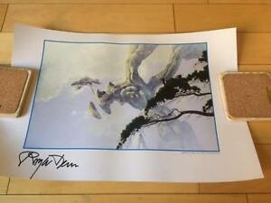 ROGER DEAN signed art prints, trading & playing cards FOR SALE Oakville / Halton Region Toronto (GTA) image 5