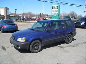 Subaru Forest 2004