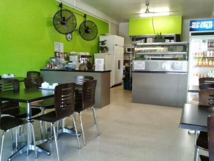 LONG ESTABLISHED CAFE FOR SALE