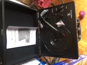 Latest Record Player for Sale    (Awaiting Pick Up)