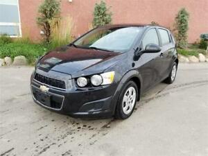 2013 Chevrolet Sonic LS A/T Hatchback
