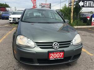 2007 Volkswagen Rabbit|SUNROOF|3 YRS WARRANTY INCLUDED|