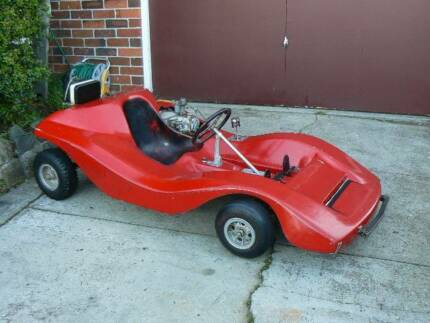 WANTED START LEVER FOR KART-THIS GO KART IS AT TULLOCHS AUCTION Elizabeth Town Meander Valley Preview