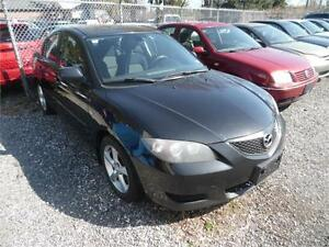 2006 Mazda Mazda3 GS Auto , Loaded . Air , Mags Clearence $1495
