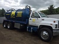 Hydrovac & Septic Services