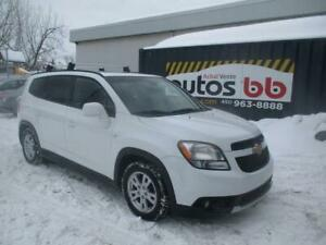 2012 Chevrolet Orlando ( 7 PASSAGERS - 4 CYLINDRES )