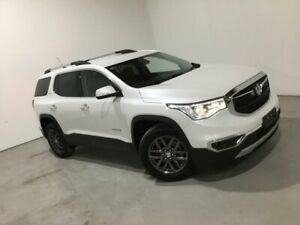 2019 Holden Acadia AC MY19 LTZ AWD White 9 Speed Sports Automatic Wagon Mile End South West Torrens Area Preview