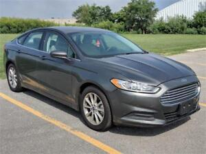 2017 Ford Fusion Extremely Low Kms
