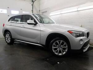 2012 BMW X1 xDrive28i TOIT PANORAMIQUE CUIR MAGS 68,000KM