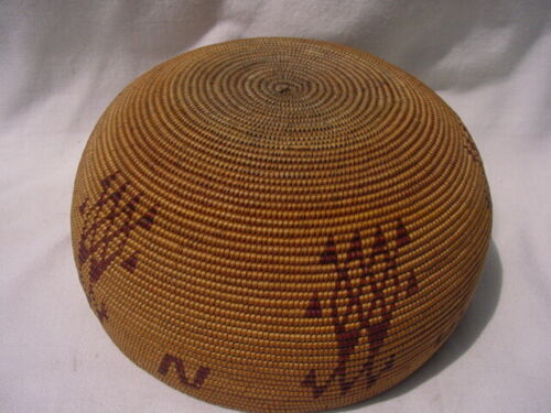 Fine Antique Maidu Basket