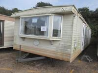 Static Caravan Mobile Home Cosalt Monaco 37x12x2 bed SC5043
