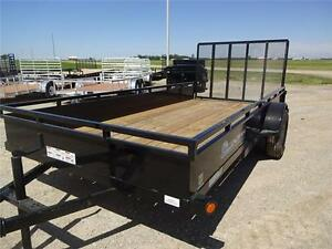 2017 Load Trail Single Axle Solid Side Utility SS Model!! London Ontario image 10