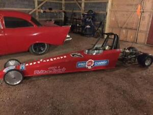 jr dragster-alcohol powered-$2750