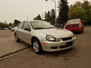 2002 Chrysler Neon LE