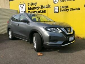 2018 Nissan X-Trail T32 Series II ST X-tronic 2WD Gun Metallic 7 Speed Constant Variable Wagon Invermay Launceston Area Preview