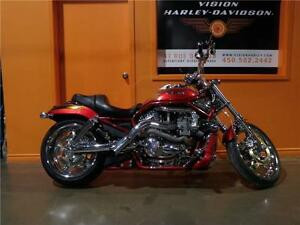 2005 HARLEY DAVIDSON VRSCSE V-ROD SCREAMIN EAGLE TURBO