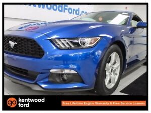 2017 Ford Mustang Mustang 3.7 V6 auto with back up cam and push