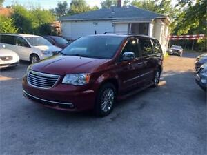 *CERTIFIED* CHRYSLER TOWN'n COUNTRY LIMITED
