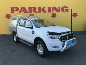 2020 Ford Ranger PX MkIII 2020.25MY XLT White 6 Speed Sports Automatic Double Cab Pick Up Winnellie Darwin City Preview
