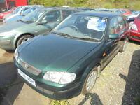 Mazda 323 2.0 LXI DIESEL (green) 2000