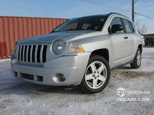2008 Jeep Compass SPORT/ 4X4/ AUTOMATIC/ AIR CONDITIONING