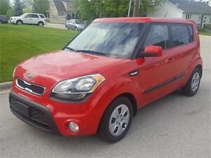 2012 KIA SOUL GDI |  4 CYLINDER | AUTOMATIC | HEATED SEATS | ECO