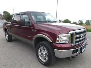 2005 Ford Super Duty F-250 Lariat Bulletproofed Must See & Drive