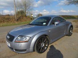 2002 Audi tt quattro 225