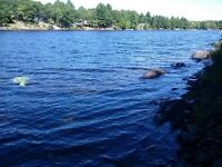 Beautiful Lot on Kennebec Lake!