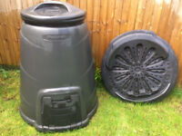 Garden Composter in excellent condion, clean and empty