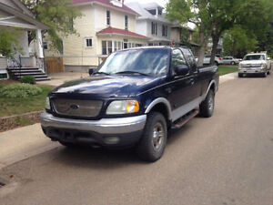 2001 Ford F-150 Pickup Truck  (reduced price)
