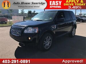 2008 Land Rover LR2 HSE PANO ROOF, HEATED, 4X4, PUSH START