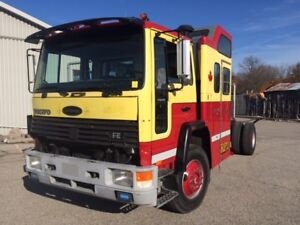 Pre Emission Volvo Cab and Chassis