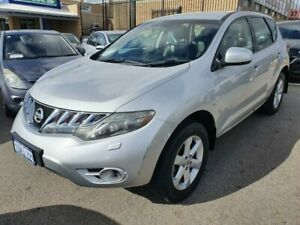 2010 Nissan Murano Z51 ST Silver Continuous Variable Wagon Wangara Wanneroo Area Preview