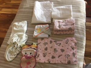 Baby bedding and more