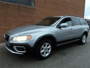 2009 Volvo XC70 3.2L ALL WHEEL DRIVE 6CYL SAFETY WARRANTY INCL